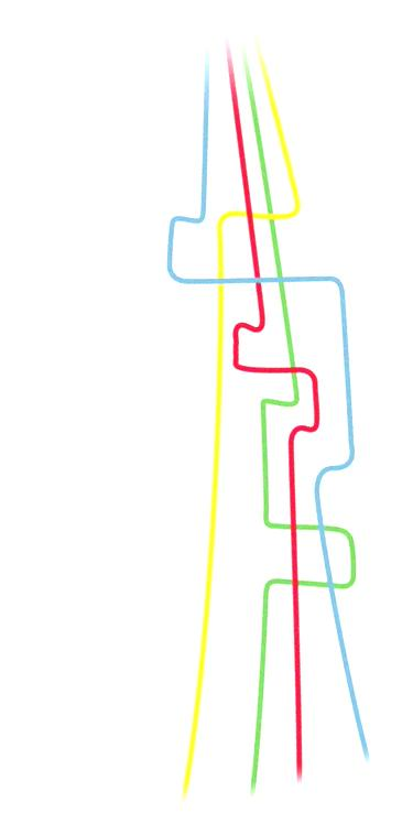 Optické a metalické siete